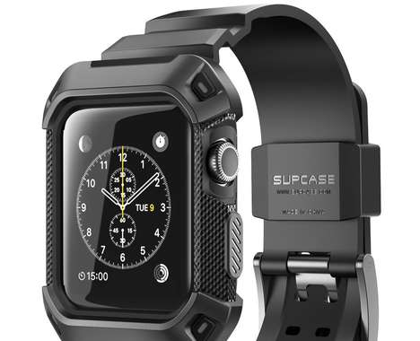 Rugged Smartwatch Protectors