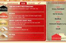 Custom Beef Jerky Generators - Slant Shack Jerky's Snack Range Can be Personalized by Buyers