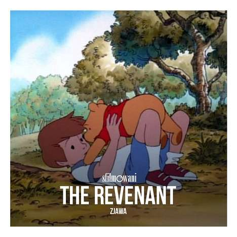 Cartoon Nominated Film Renditions - The Winnie the Pooh Oscar Series Boasts Adorable & Clever Stills