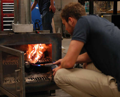 Ultra-Clean Wood Stoves