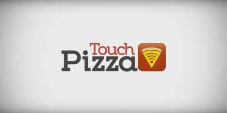 Dashboard Pizza Deliveries - The 'Touch Pizza' App Allows Users to Order Pizza from Their Car
