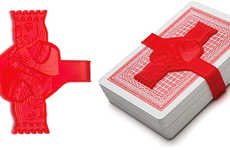 Card-Wrapping Straps - The Hold'em Lets You Easily Wrangle Together Loose Playing Cards