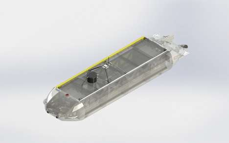 Autonomous Underwater Vehicles - The DEDAVE is Being Developed Looking Ahead to Series Production