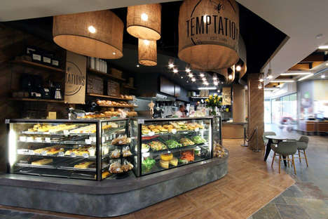Charming Rustic Patisseries - This Perth Bakery Features a Rustic Design and Quality Menu