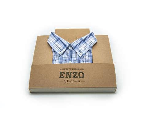 Transformative Shirt Packaging