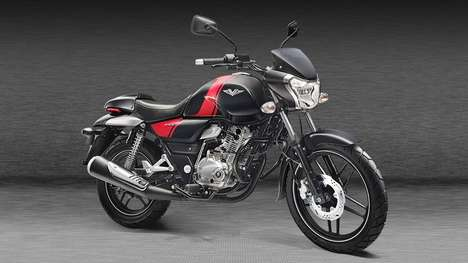 Aircraft Carrier Metal Motorbikes - The Bajaj V Motorbike is Made Of Metal From An Aircraft Carrier