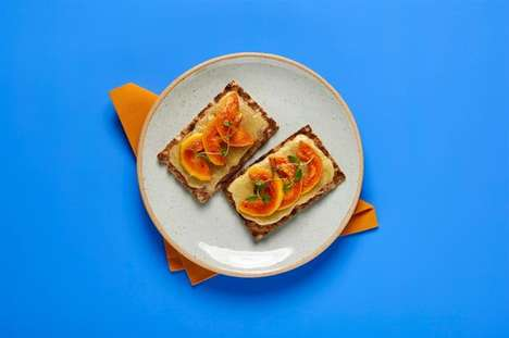 Experimental Snack Brand Pop-Ups - Snack Brand Ryvita Will Launch an Experiential Pop-Up Cafe