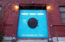 Mysterious Urban Cookie Vaults - The Oreo Wonder Vault is Delighting Passersby in New York City
