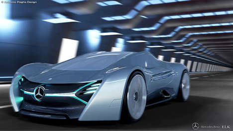 20 High-End Electric Vehicles - These Luxury Electric Vehicles Boast Eco-Friendly Features