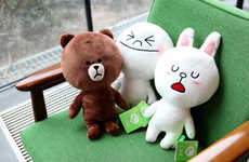 Messaging App Line's New Offering is Their First Endeavor Outside of Japan