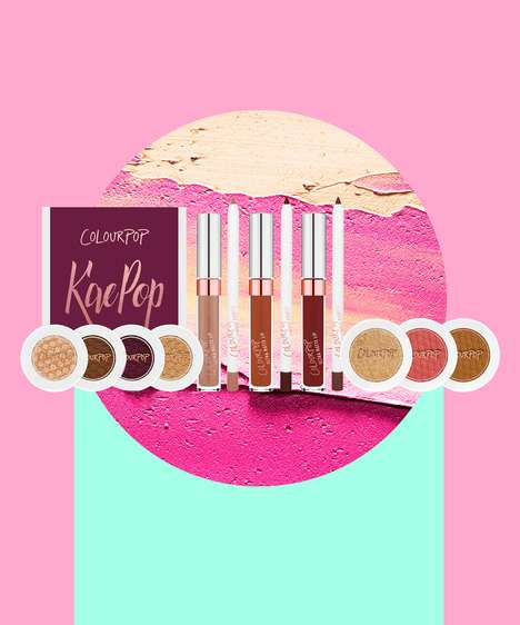 Affordable Celebrity Makeup Lines - The ColourPop KaePop Collection is Created by Karrueche Tran