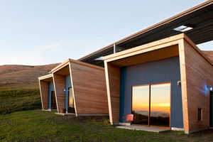 These California Cabins are Designed to Fight Writer's Block