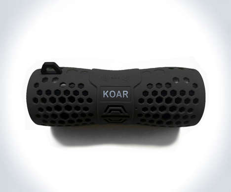 Weather-Resistant Loudspeakers - The KOAR Sound System Design is Engineered for All Weather Use