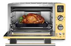 Energy-Efficient Ovens