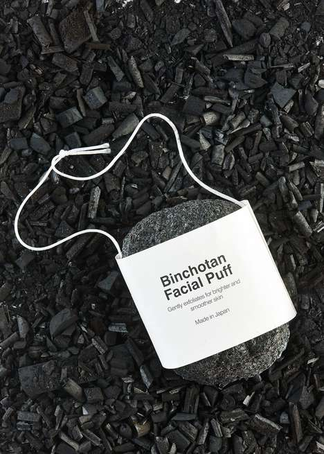 Charcoal Face Sponges - This Cleansing Face Puff Exfoliates While Removing Dirt
