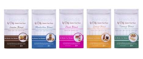 Specialized Gluten-Free Flours - 'Blends by Orly' Help to Replicate Regional Baked Goods