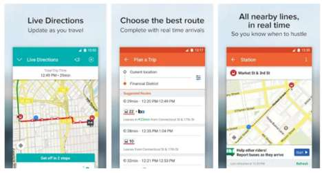 Livestreamed Traffic Apps - The Moovit Platform Offers Crowdsource Route Updates for Faster Travel