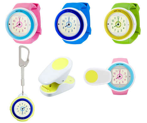 Communicative Children's Watches - These Mamorino Watches Let Children Take Calls From Their Parents