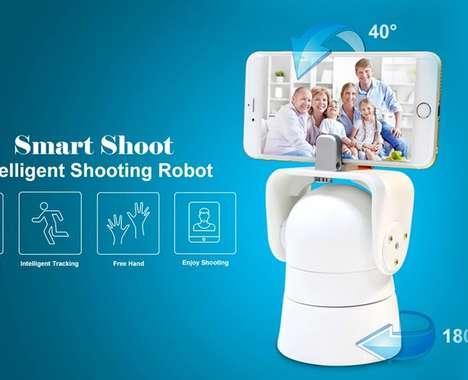 Intelligent Photography Robots
