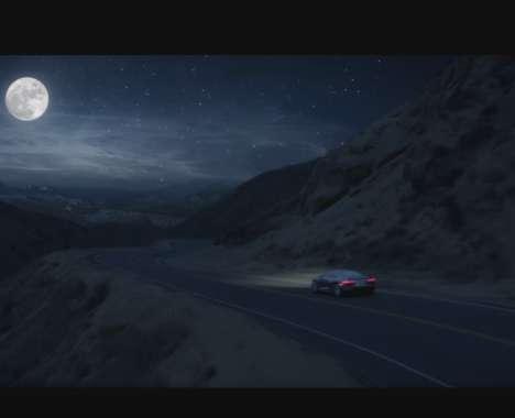 Astronomical Car Commercials