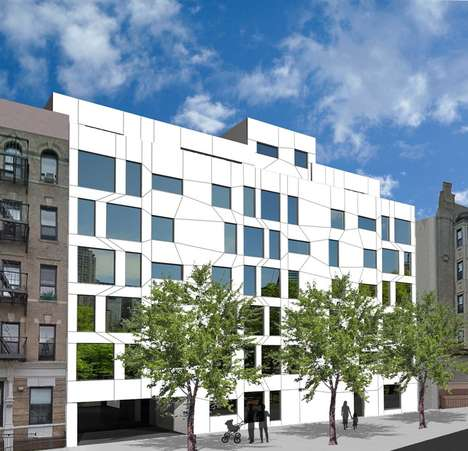 Eco-Friendly New York Apartments - The 'Perch' Rental Building Will Meet Passive House Standards