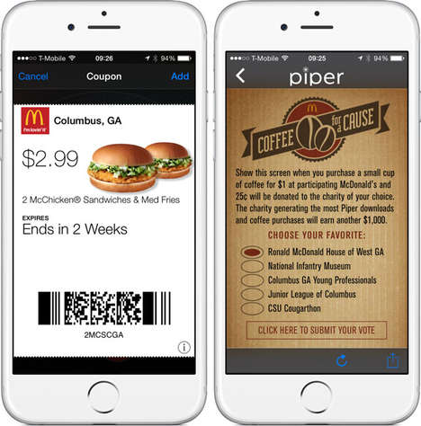 Drive-Thru Payment Platforms - This Chain Uses Beacons to Facilitate Mobile Payment at Drive-Thrus