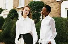 Rebellious Street Style Editorials - WSJ's 'Two for Road' Story Highlights Youthful Wardrobe Picks