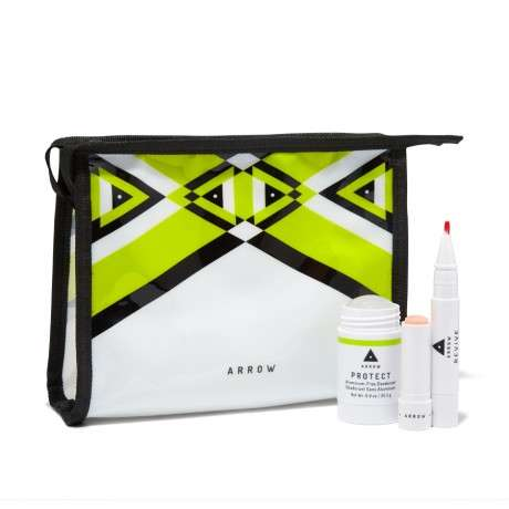 Active Lifestyle Beauty Brands - The Birchbox ARROW is Made for On-the-Go, Health-Conscious Women