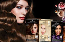 The Schwarzkopf color ULTIME Collection Brings Shine and Softness
