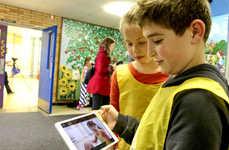 Peer Performance Apps - The 'Watch Me Learn' App Encourages Peer to Peer Feedback in Child Athletes