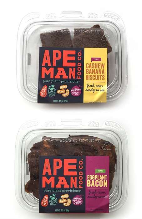Paleo Meal Kit Boxes - These Convenient Boxes from Ape Man Foods are Paleo and Vegan-Friendly