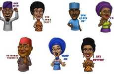 'Afro Emoji' Helps Africans Culturally Express Themselves in the Digital Age
