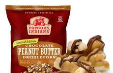 Remixed Dessert Popcorn - Popcorn Indiana's Indulgent Snack Range Includes Rich Flavor Combinations