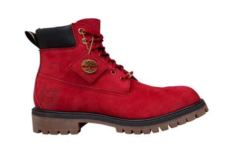 Canadian-Themed Boots - Timberland Released Waterproof Boots Exclusive to Canada