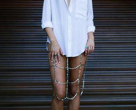 Couture Chain Skirts