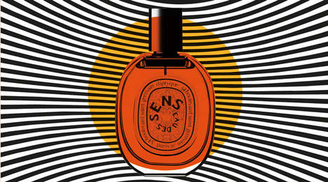 Citrus-Based Scent Collections - The Diptyque Eau Des Sans Range is Inspired by the Orange Tree