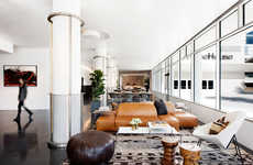 Private Co-Working Communities - The Neuehouse Los Angeles Recently Opened in Hollywood
