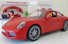 The Playmobil Porsche 911 Carrera Model is Magnificently Realistic