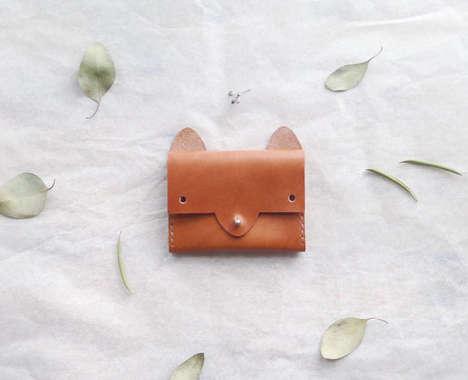 Cute Critter Wallets