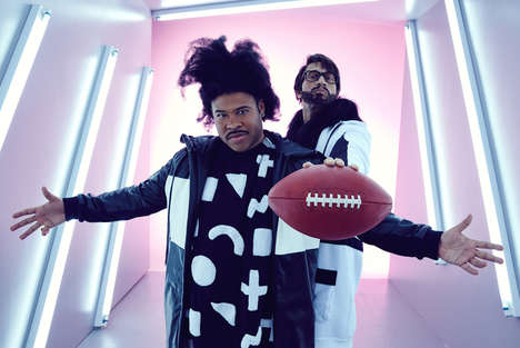 Improvised Football Ads - Squarespace's Creative Super Bowl 50 Campaign Stars Key and Peele