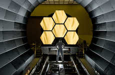 James Webb Space Telescope is the Most Powerful of Its Kind