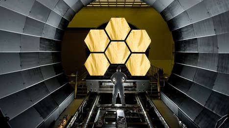 Universe-Revealing Telescopes - James Webb Space Telescope is the Most Powerful of Its Kind