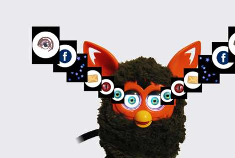 Open-Source Robotic Toys - The Open FURBY Project Lets Consumers Personalized the Toy Bird