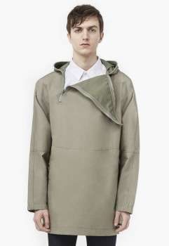 Military Tent Jackets - Sempach's Collection of Coats Takes Inspiration from Swiss Army Shelters