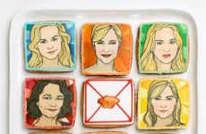 Eleni's Honors the Oscar Nominees With Edible Cookie Designs