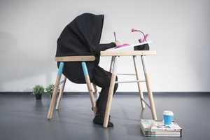 The Tink Things Furniture is Made to Help Kids Explore Tactile Learning