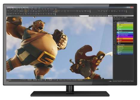 3D Game Creator Apps - The Amazon Lumberyard Games Engine Enables the Creation of Vivid Games