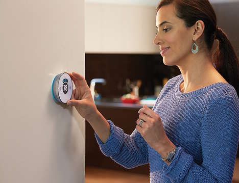 100 Connected Home Innovations - From Centralized Smart Home Hubs to Energy-Efficient Thermostats