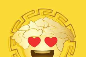You Can Now Bring Designer Imagery to Your Selfies with Versace Emojis