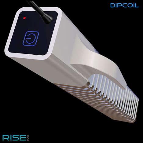 Energy-Efficient Water Heaters - The 'DipCoil' Immersion Water Heater is Safe and Compact